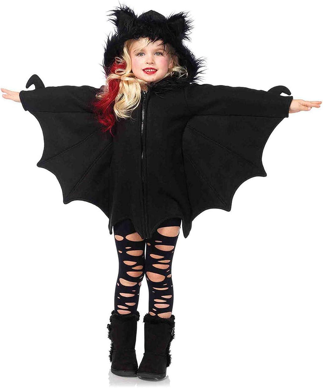 Amazon Com Girls Cozy Bat Costume Clothing