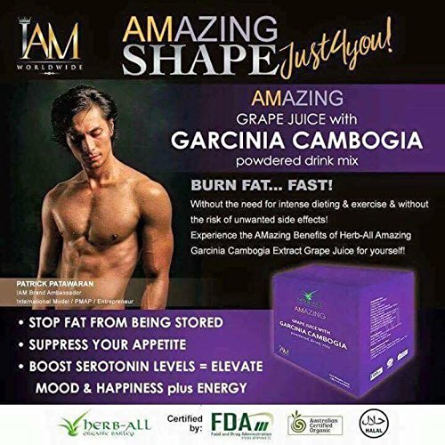 Amazing Grape Juice With Garcinia Cambogia Buy Online In Kuwait
