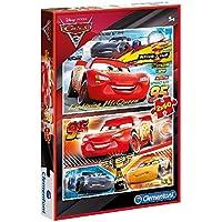 Clementoni Puzzle 2x60 Cars 3