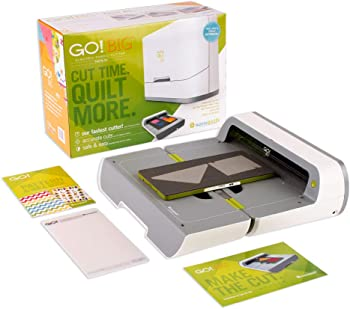 AccuQuilt GO! Big Electric Fabric Cutter