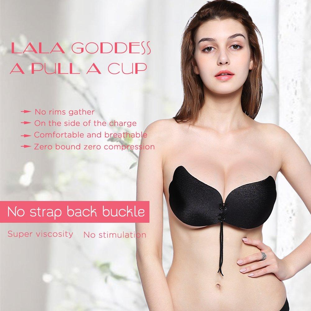 46d543a997052 Women s Custom Lift Strapless Bra Sticky Bra for Women
