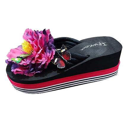 c1331cb33454e Amazon.com: Mother's Day Sale! Jiayit Women's Slipper Girls Fashion ...