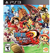 One Piece: Unlimited World Red - PlayStation 3 Standard Edition