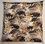 Cat Pillow, all season (black)