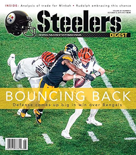 Best Price for Steelers Digest Subscription