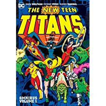 New Teen Titans Omnibus Vol. 1 (New Edition)