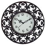 Sns Creations Designer Round Wall Clock 41cm X 41cm