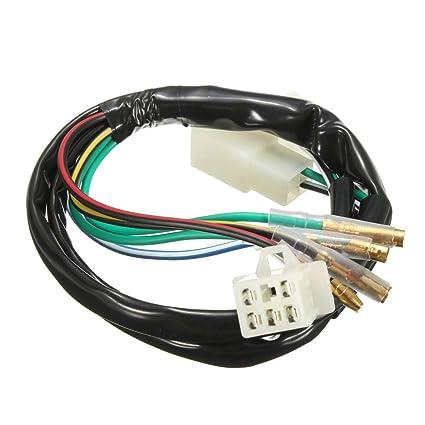 dDanke Arnés de cableado de Arranque eléctrico para Motocicletas ...