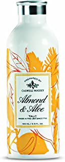 product image for Caswell-Massey Almond and Aloe Talc, 3.5 Ounce