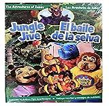 Jungle Jive - The Adventures of Zobey - DVD Movie - Bilingual Enlgish & Spanish El baile de la selva Las Aventuras de Zobey