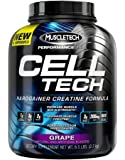 Muscletech Cell-Tech Hardcore, Grape, 6 lbs, Cell Tech
