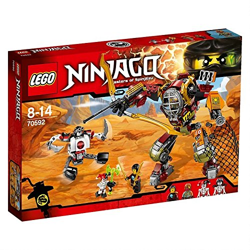 Lego Ninja Roninmeka M E C 70592