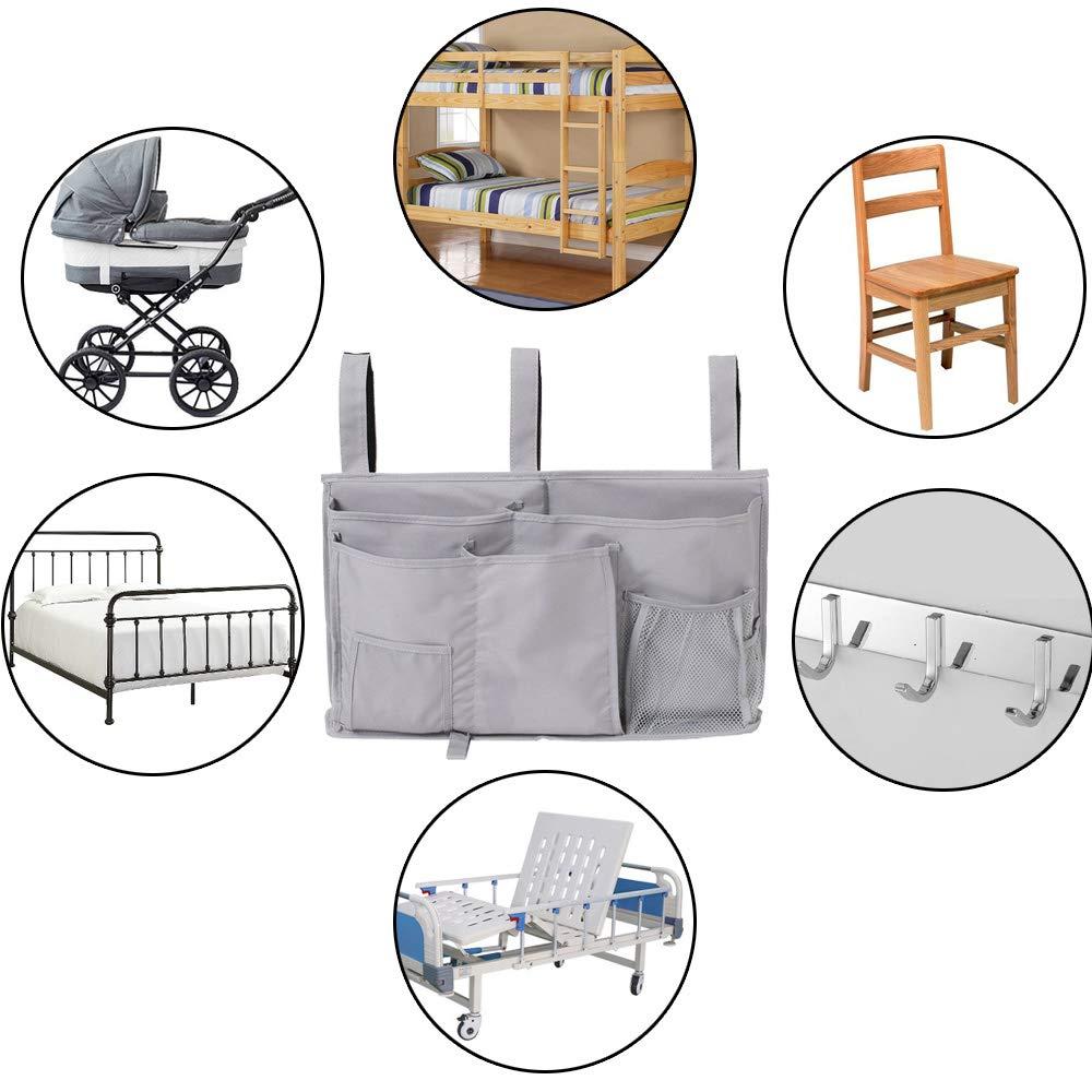 Bunk Bed Organizer Bedside Storage Caddy Bed Storage Pocket Bedside
