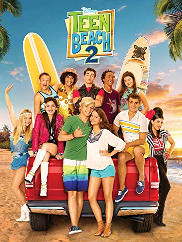 2 Beach Teen Disney (Teen Beach 2)