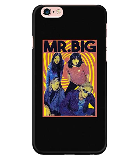 41f0ad5cd1 Image Unavailable. Image not available for. Color: iPhone 6 Plus/6s Plus  Case, Mr.Big ...