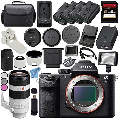 Sony a7S II (Kit) Black