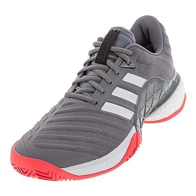 826dec2d88cd1e Adidas Barricade 2018 Boost Mens Tennis Shoe  Amazon.com.au  Fashion