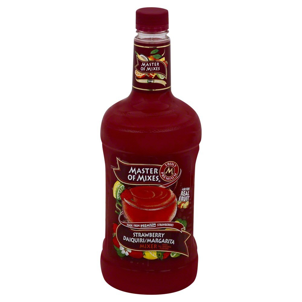 Master of Mixes-Daiquiri Strawberry 1.75 LT(Pack of 3)