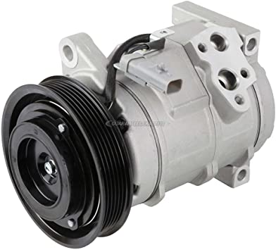 RYC Reman AC Compressor Kit GG374 Fits Town /& Country Grand Caravan Voyager