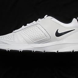 Nike T-Lite 11, Zapatillas de Cross Training para Hombre, Blanco (White/Black/Obsidian), 49.5 EU: Amazon.es: Deportes y aire libre