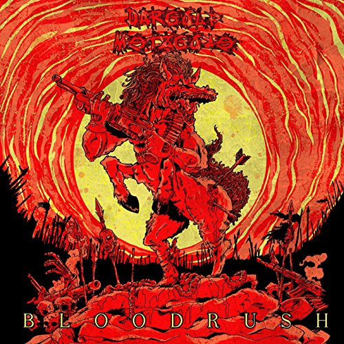 Dargolf Metzgore - Blood Rush