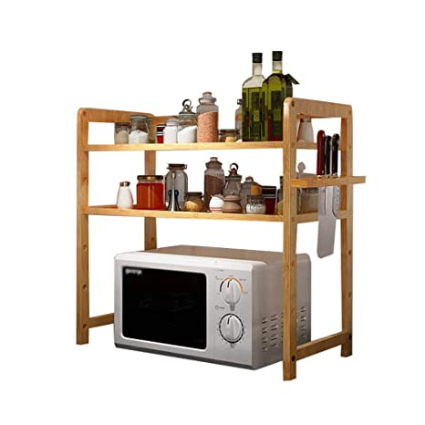 Amazon.com: XXFZDCP - Estantería de cocina para horno de ...