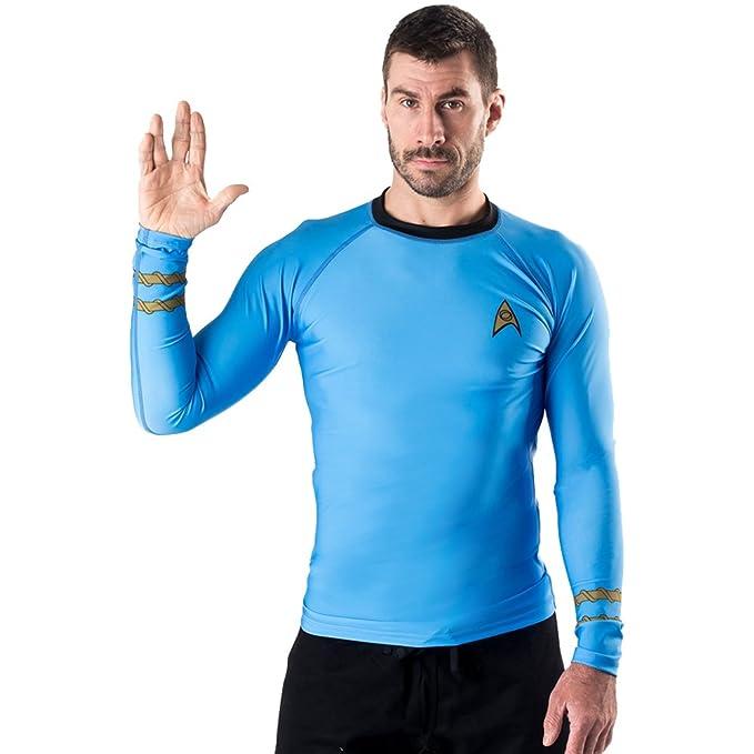 Star Trek para Hombre Fusion Fight Gear Classic Uniforme BJJ ...