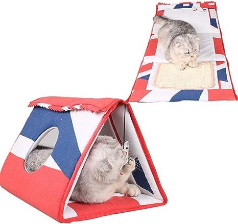 Túneles Para Gatos Juguetes Para Gatos Túnel De Juego ...
