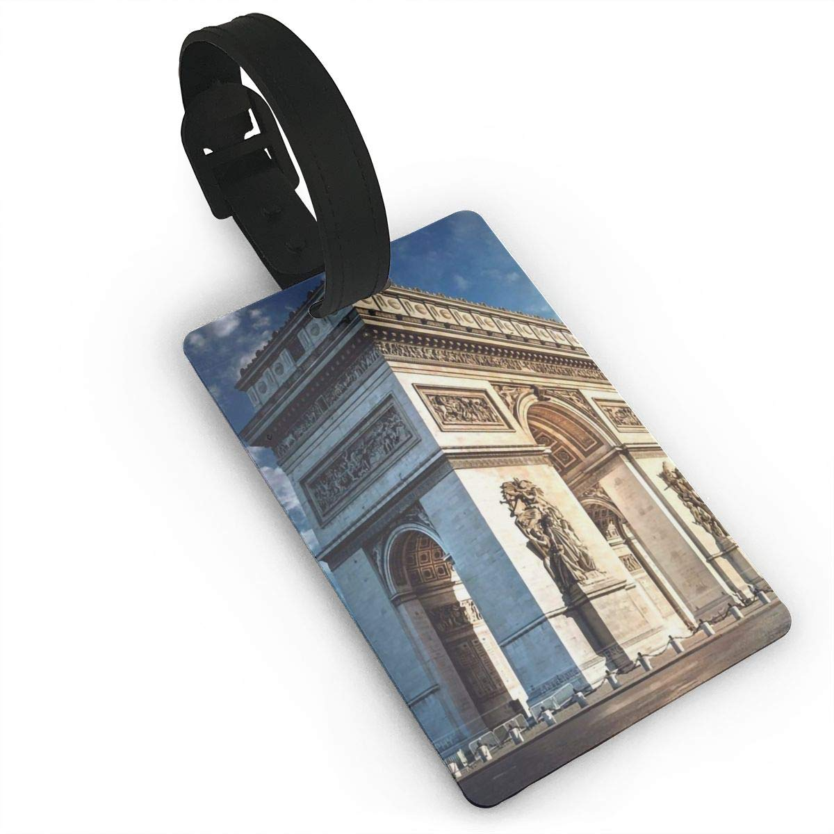 Arc De Triomphe Travel Tags For Travel Tags Accessories 2 Pack Luggage Tags