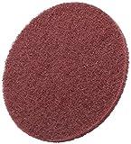 Scotch-Brite(TM) Clean and Finish Disc, Aluminum Oxide, 6 Diameter, A Very Fine Grit (Pack of 100)