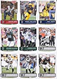 OAKLAND RAIDERS - 2016 Score Football 13 Card