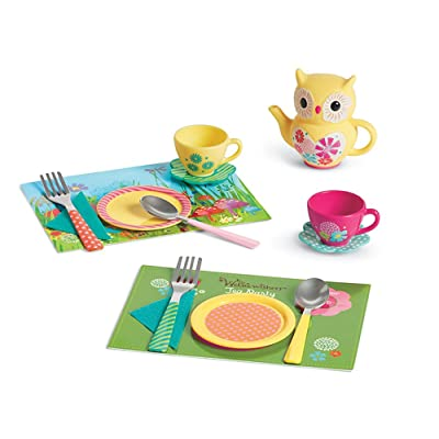American Girl WellieWishers Tea for Two Party Set: Toys & Games