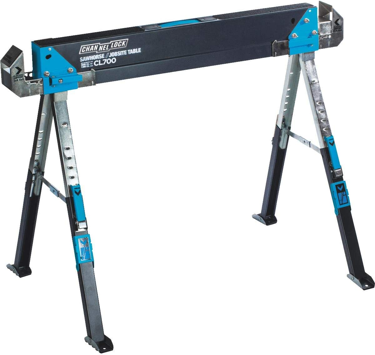 Channellock Steel Adjustable best Sawhorse
