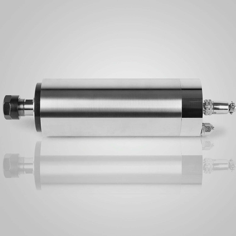 3.0kw Water Cooled FurMune Spindelmotor Wasserk/ühlung 3.0KW ER20 Water Cooled Motor F/ür CNC-Gravieren