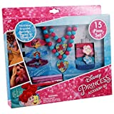 Disney Princesses Girls 15pc Dress Up Fashion Jewelry Accessory Box Gift Set