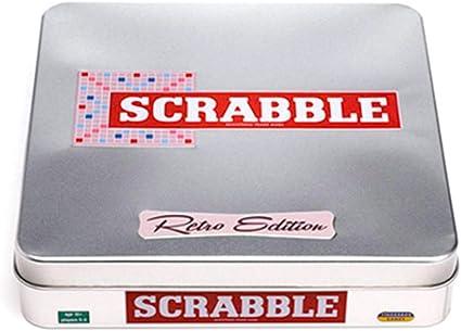 LTL10114 Tinderbox Games - Scrabble Retro Games: Amazon.es: Juguetes y juegos
