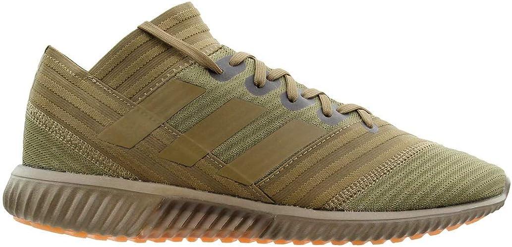 ejemplo Ceder el paso pastel  Amazon.com | adidas Mens Nemeziz Tango 17.1 Trainer Soccer Casual Cleats,  Green, 8.5 | Shoes