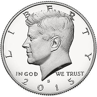 Clad 2011 S Proof John Kennedy Half Dollar Deep Cameo Combined Shipping