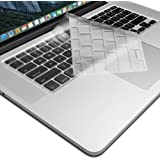 TERSELY Silicone Keyboard Cover Case Protector For Apple Older MacBook Air 13 Inch A1466 / A1369 (Year 2010-2017…
