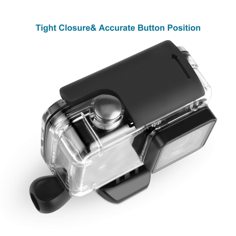 Amazon.com: kupton Funda para Xiaomi 4 K/Yi Cámara de acción ...