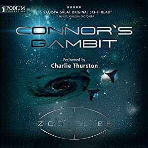 Connor's Gambit Audiobook