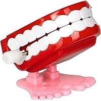 Dentadura Postiza Dentelleante Juguete Articulado (1 pieza)