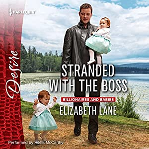Stranded with the Boss Audiobook