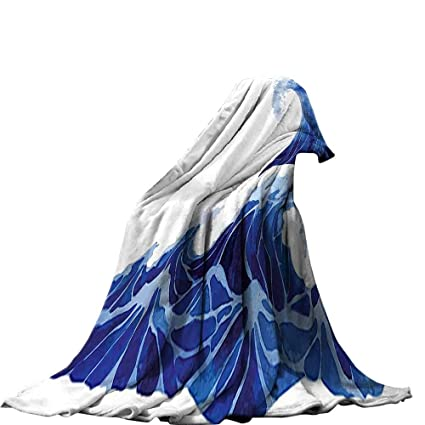 f5b7e90dffc30 Amazon.com: QINYAN-Home Digital Printing Blanket (90