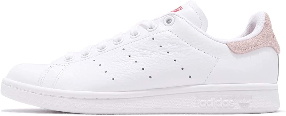 adidas Stan Smith Basket Mode Femme Rose 41 1/3: Amazon.fr ...