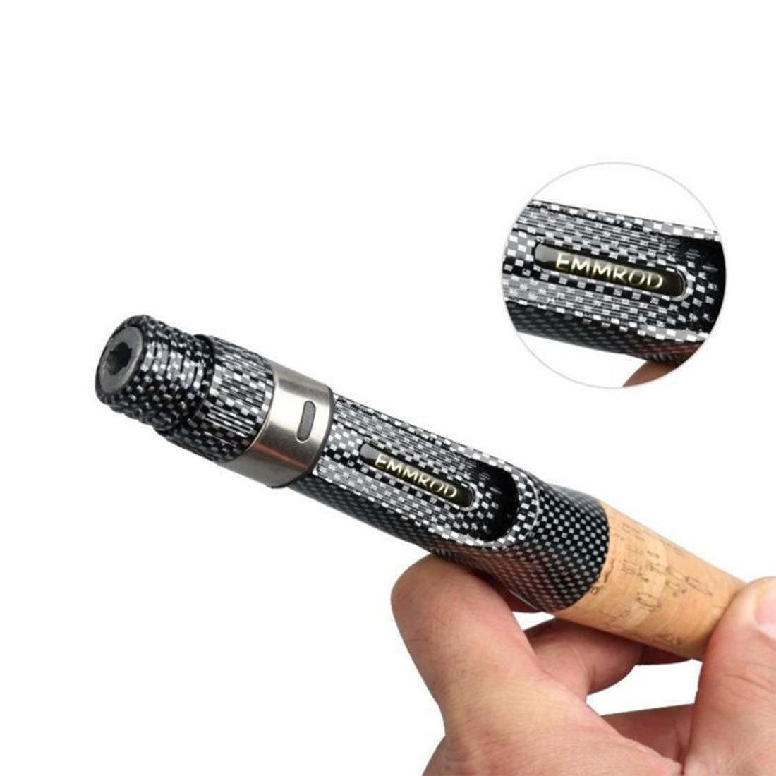 荒波が百貨店を使う ミニ引き込み式ポケットペン釣竿ポールポケットペン 7C  B07Q8WVS2Q