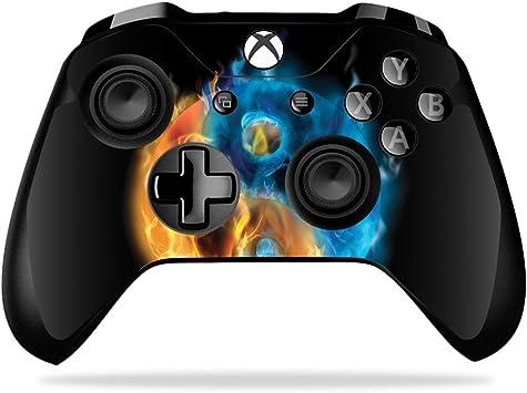 MightySkins Skin para Microsoft Xbox One X (Protectora, Duradera y ...