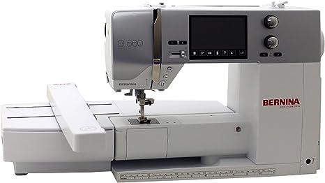 Bernina B560E bordado de máquina de coser con unidad de bordado ...