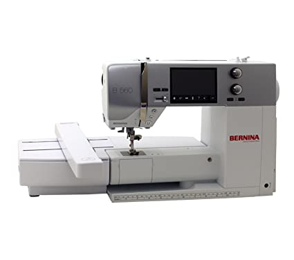 Amazon Bernina B560e Embroidery Sewing Machine With Embroidery Unit