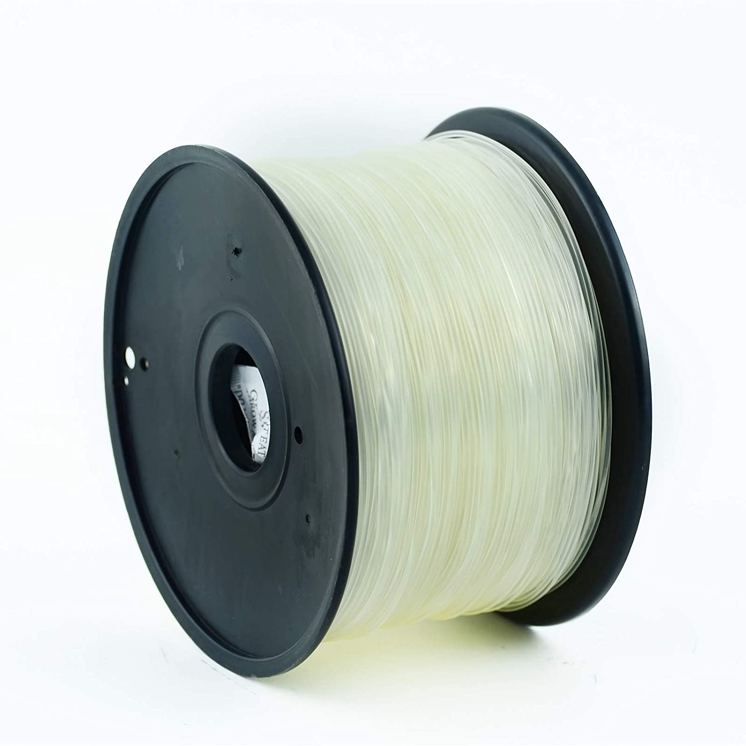 I-CHOOSE LIMITED Flashforge 3D Printing PLA Filament / 1.75mm / 600g Spool Roll/Black